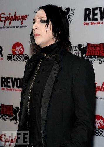8.04.2010 Golden Gods Awards