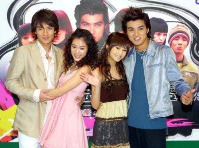 AHMON love Qi Yue