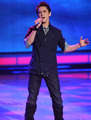 Aaron Kelly singing The Long and Winding Road - american-idol photo