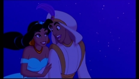 The gallery for --> Aladdin And Jasmine A Whole New World