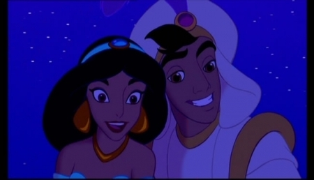 Aladdin-A Whole New World