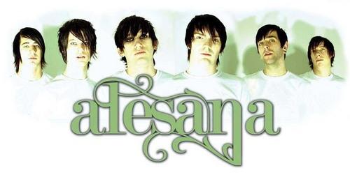 Alesana white