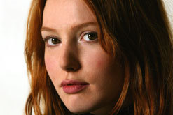 Alicia Witt- Denali coven?