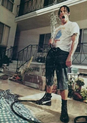 Anthony Kiedis Californication