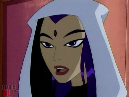 Teen Titans Girls Hintergrund called Arella