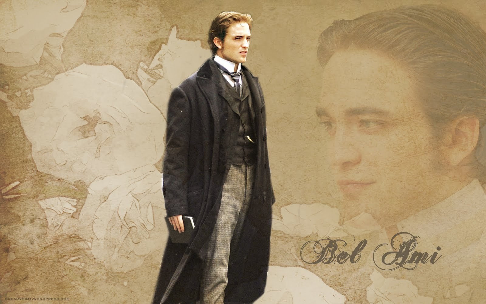 Bel Ami - twilight-series wallpaper