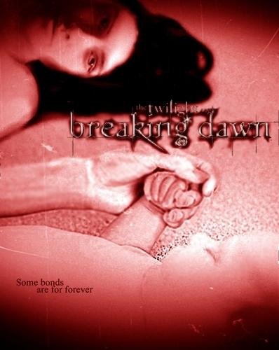 Breaking Dawn Poster