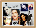 Brian - brian-molko fan art