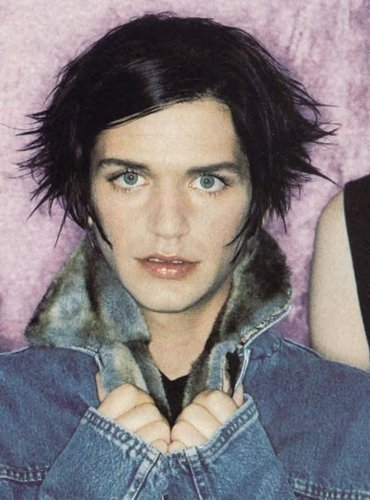 Brian Molko wallpaper titled Brian in the Details...<3