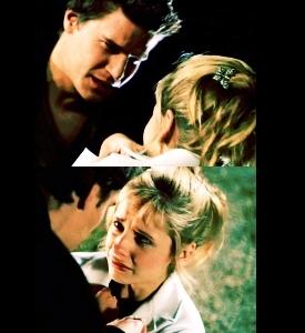 Buffy & malaikat scenes