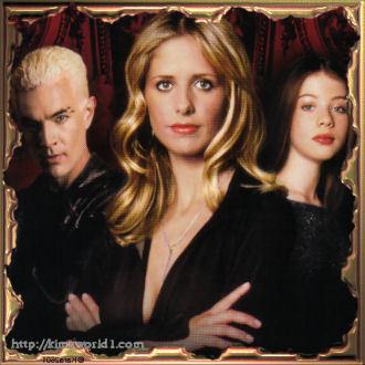 Buffy, Spike & Dawn