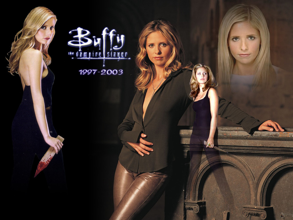 a review of buffy the vampire slayer I'm not a huge fan of angel the friendly vampire but, i am a huge fan of angelus, the demon without a soul and we get introduced to him in the buffy.
