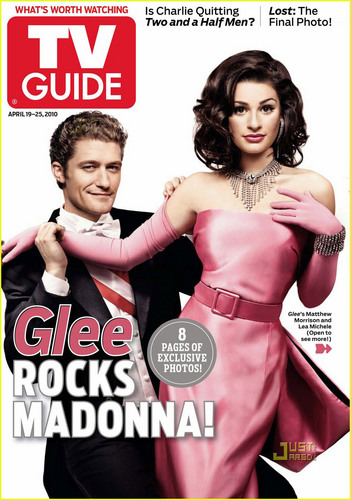COVER TV GUIDE