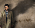Castiel - dean-castiel-and-sam wallpaper