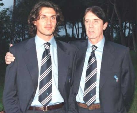 Cesar Maldini (is Paolo dad)