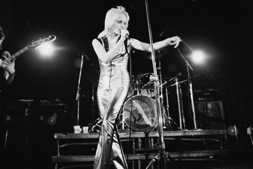 Cherie in 1977
