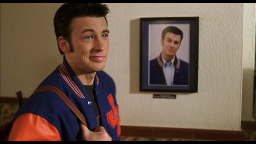 Chris in Not Another Teen Movie