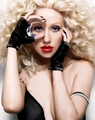 Christina Bionic Photoshoot No Words! - christina-aguilera photo