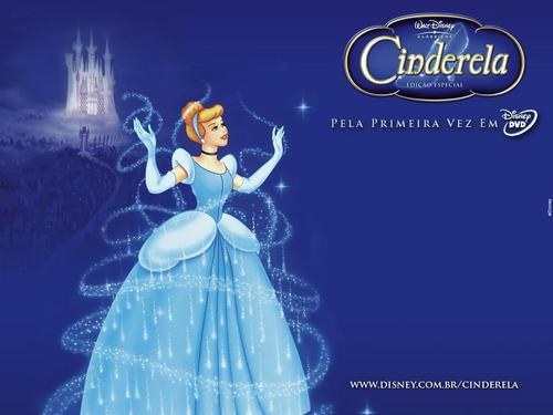 Cinderella wallpaper entitled Cinderella
