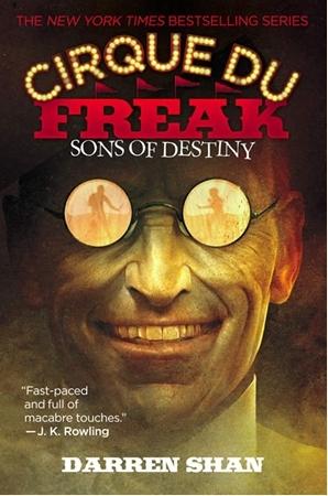 Cirque Du Freak book