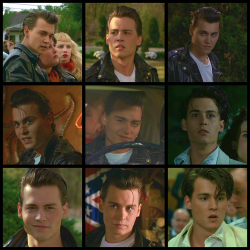 Cry Baby wallpaper entitled Cry Baby Collage :)