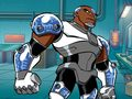 Cyborg - teen-titans-boys wallpaper