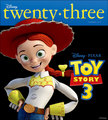 D23 Magazine Cover- Jessie - jessie-toy-story photo