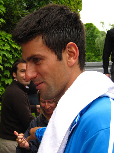 Novak Djokovic wallpaper titled DJOKO 09