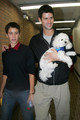 DJOKO AND DOG