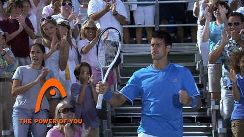 Novak Djokovic wallpaper titled DJOKO CELEBRATE