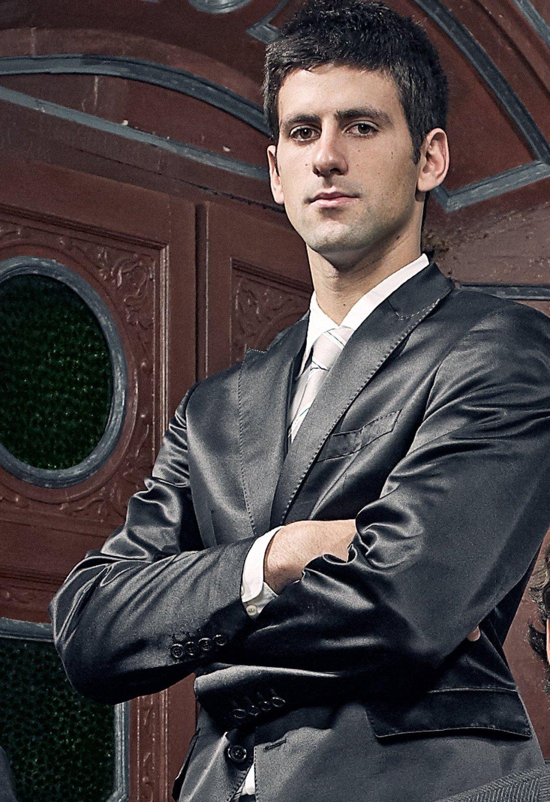 Novak Djokovic - Wallpaper Gallery