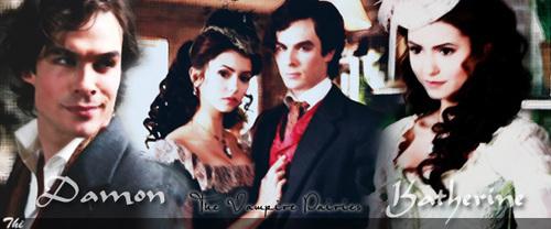 Damon&Katherine.