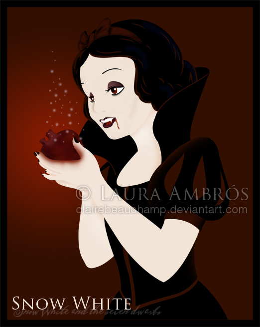 Disney Dark Princesses