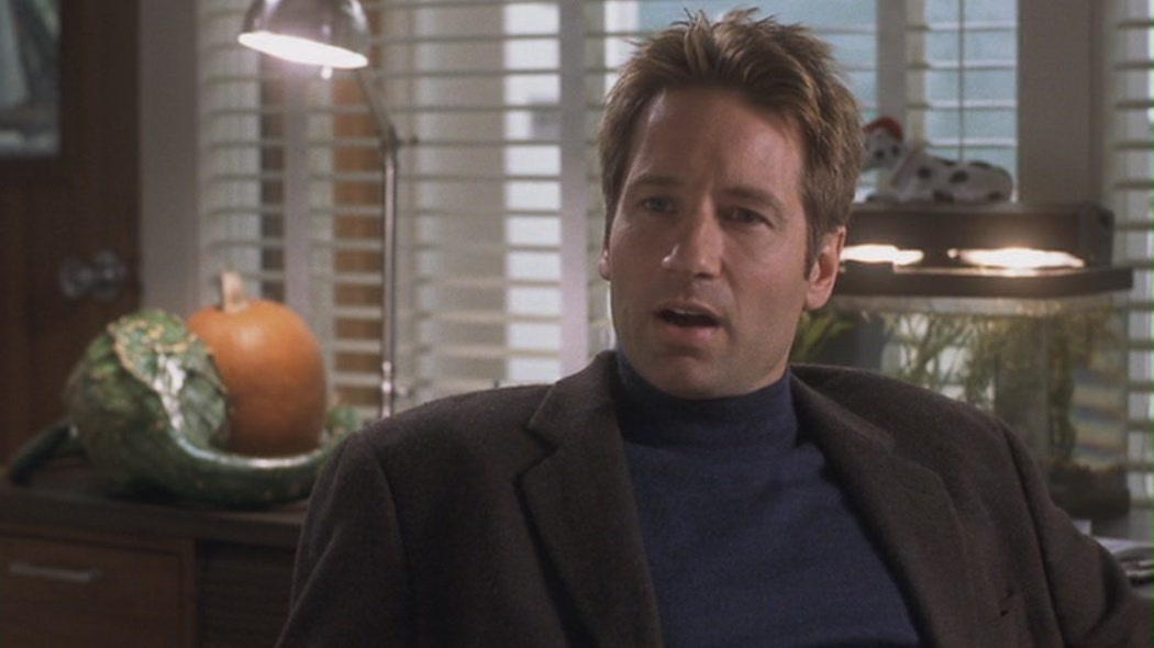 David Duchovny in &quo...
