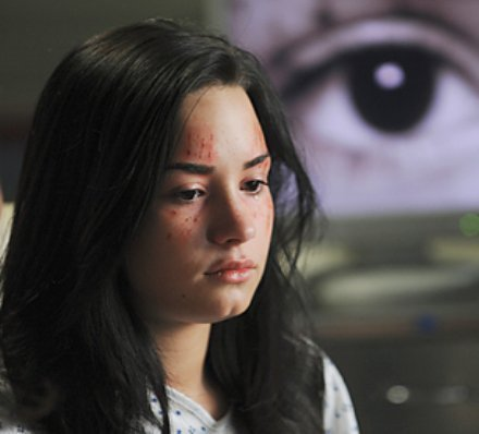 Demi Loavato in Grey's Anatomy