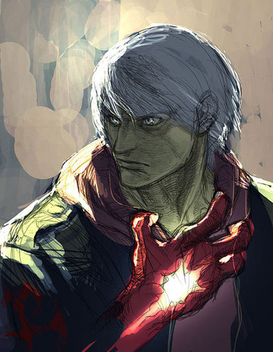 Devil May Cry 4 Concept
