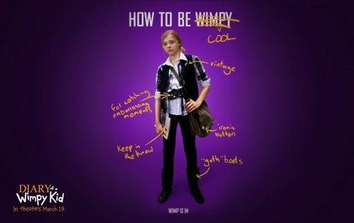 Diary Of Wimpy Kid hình nền