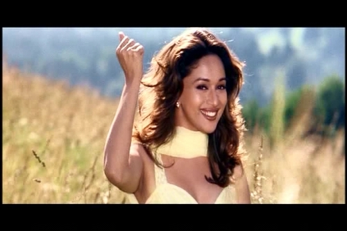 Madhuri Dixit wallpaper titled Dil To Pagal Hai
