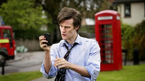 Doctor who - The Eleventh giờ
