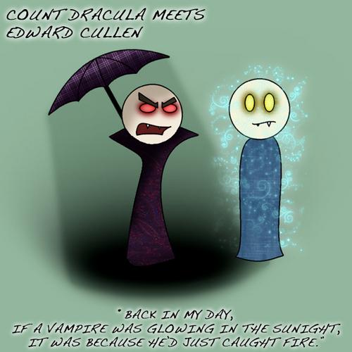 Dracula & Edward