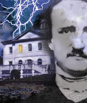 Edgar Allan Poe 壁纸 entitled EAP
