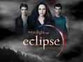 Eclipse Movie Poster 壁纸