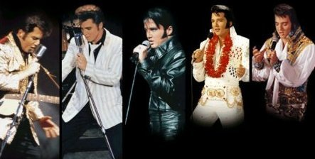 Elvis Montage images