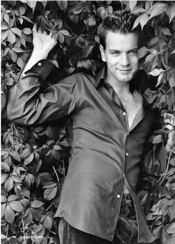 Ewan In A arbusto, bush