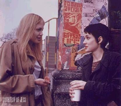 Girl, Interrupted দেওয়ালপত্র titled Girl Interrupted deleted scene