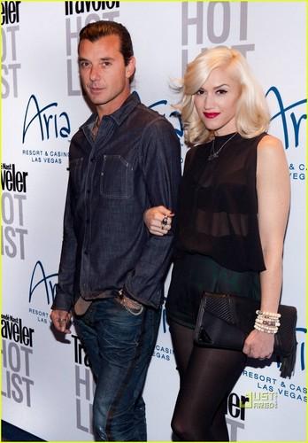 Gwen Stefani & Gavin Rossdale puncak, atas Hot daftar