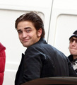 HQ Pictures of Rob filming 'Bel Ami' on April 9th  - twilight-series photo