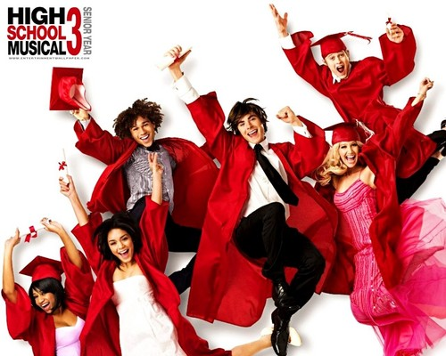 HSM3:Senior tahun wallpaper :)