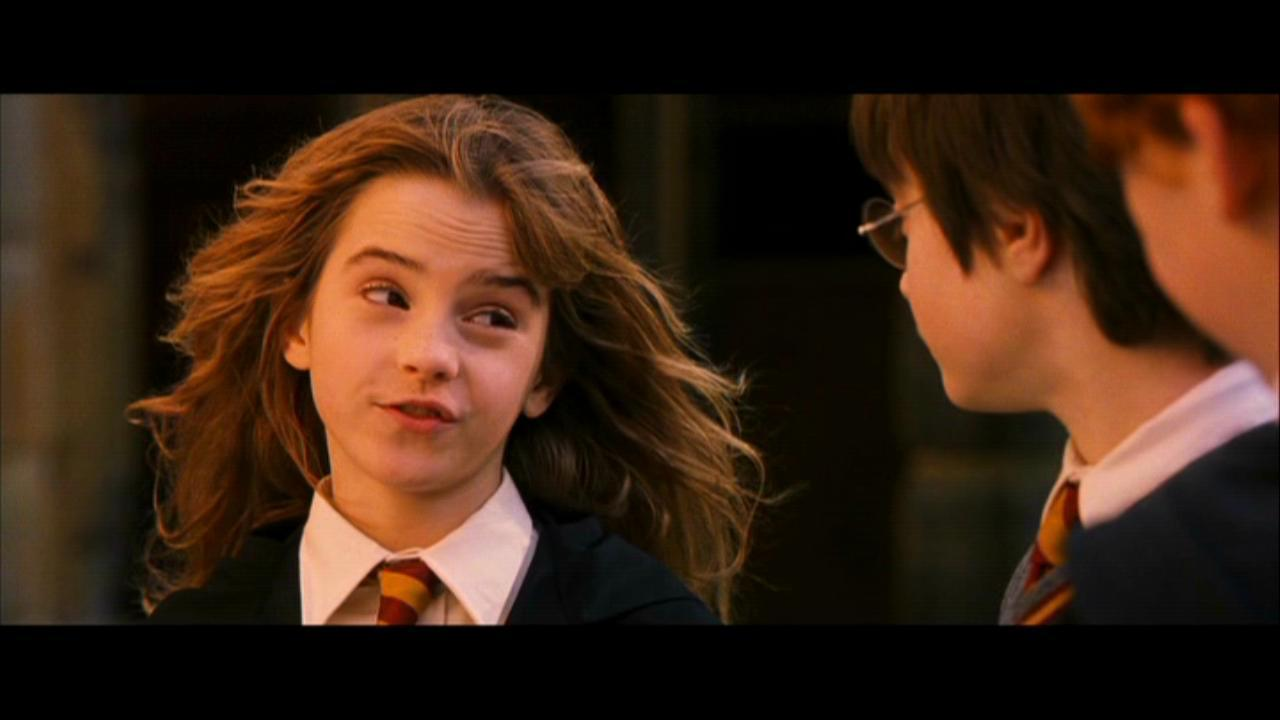 Harmony - Philosopher's Stone - Harry and Hermione Image (11495739 ...