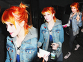 Hayley - paramore wallpaper